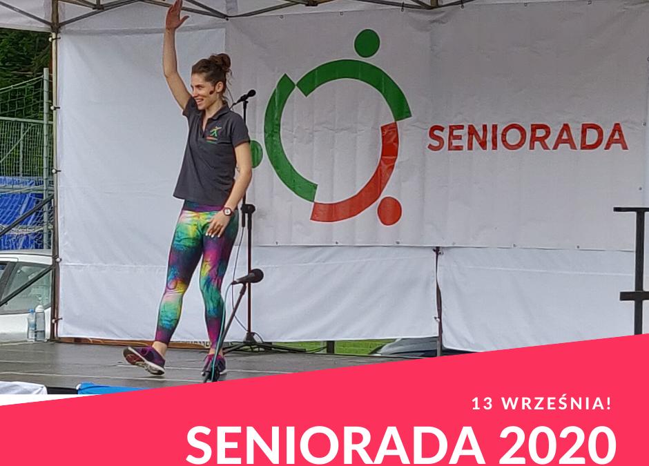 Seniorada 2020, czyli impreza rekreacyjno – sportowa dla Seniorów