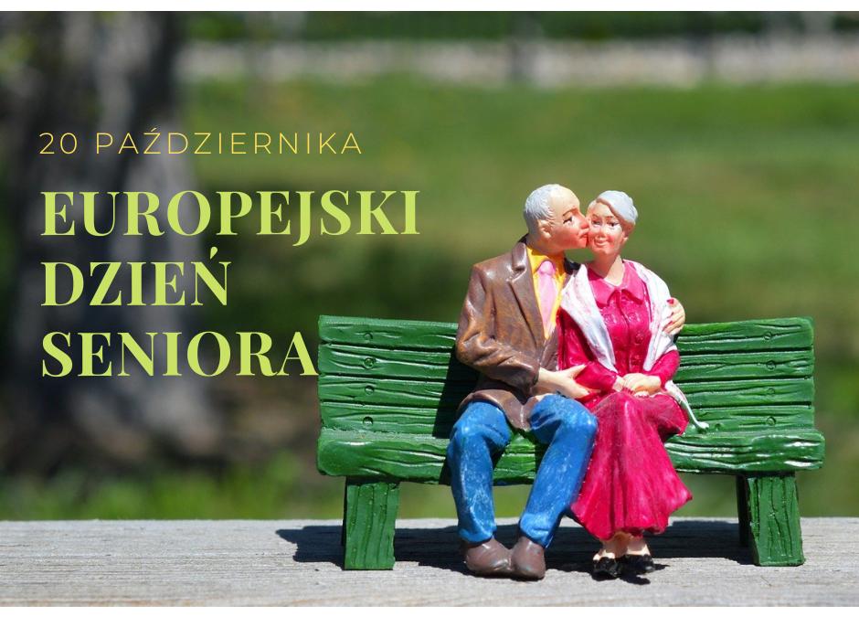 20 października Europejski Dzień Seniora