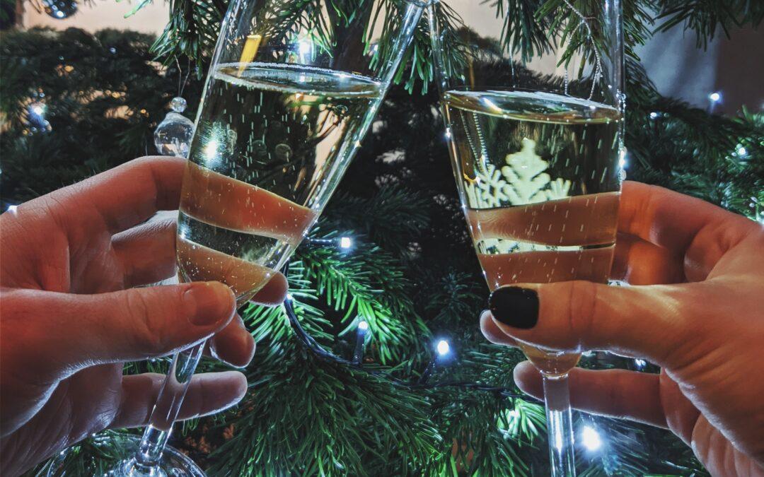 Szczęśliwego 2021 Nowego Roku!