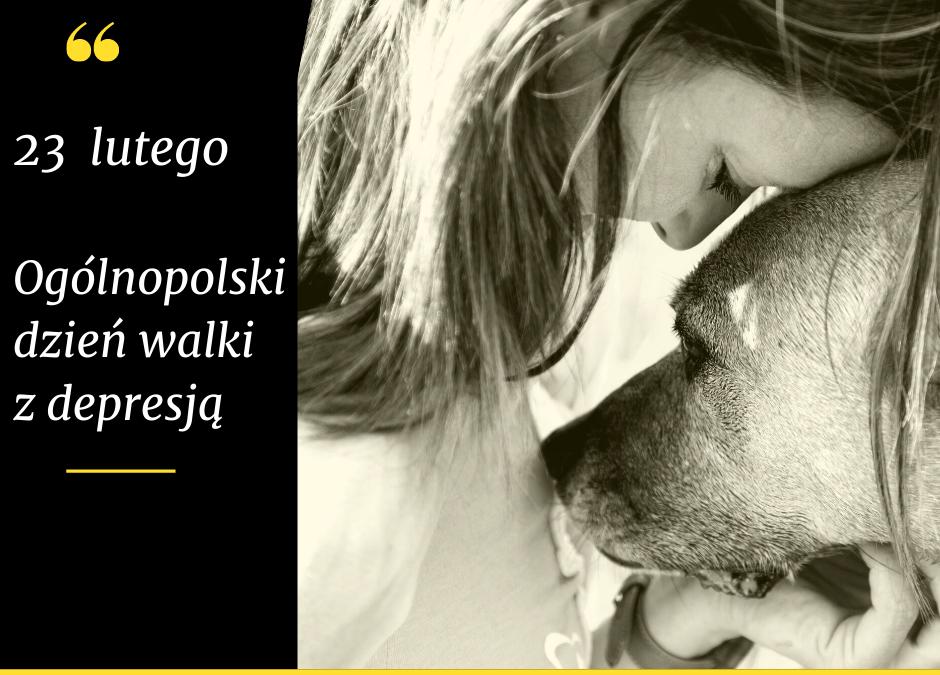 23 lutego – Ogólnopolski dzień walki z depresją