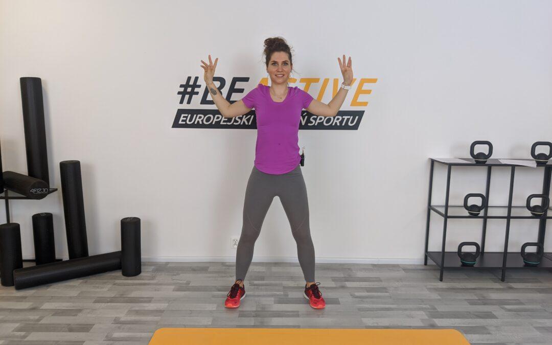 Europejski Tydzień Sportu – nowy projekt, nowe wyzwania i nowe filmiki z ćwiczeniami!