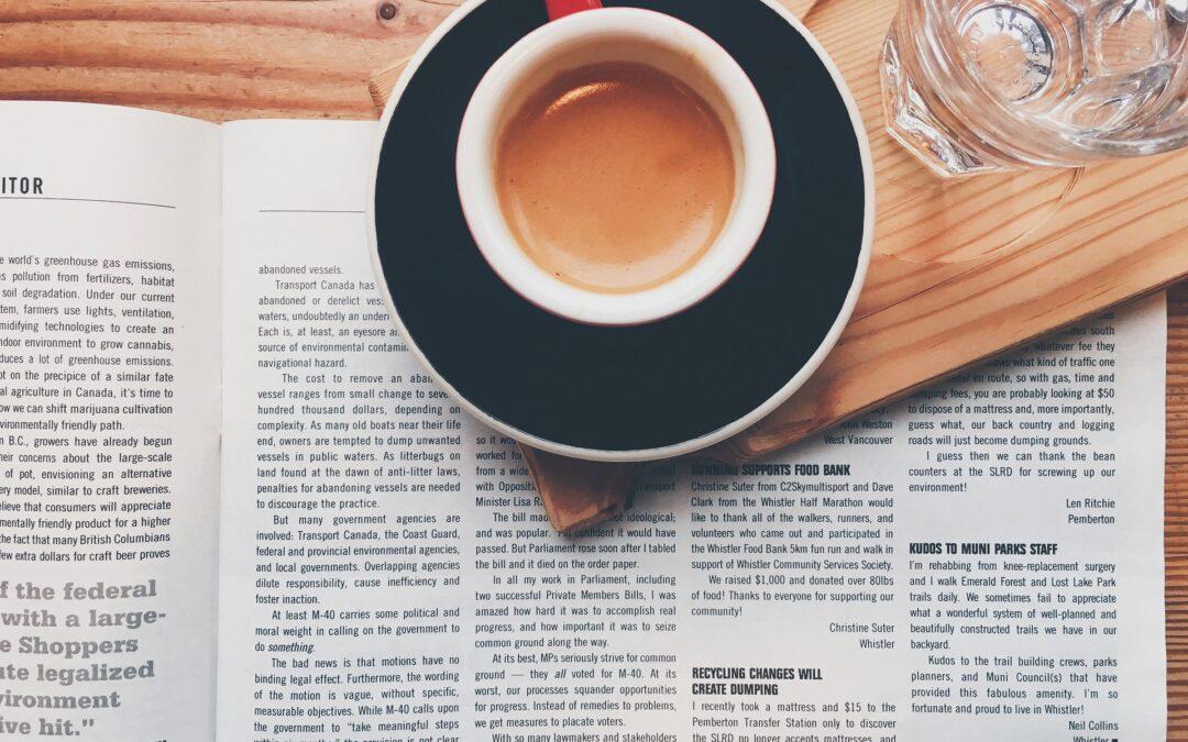Marcowy numer Gazety Senior – idealny do popołudniowej kawki!