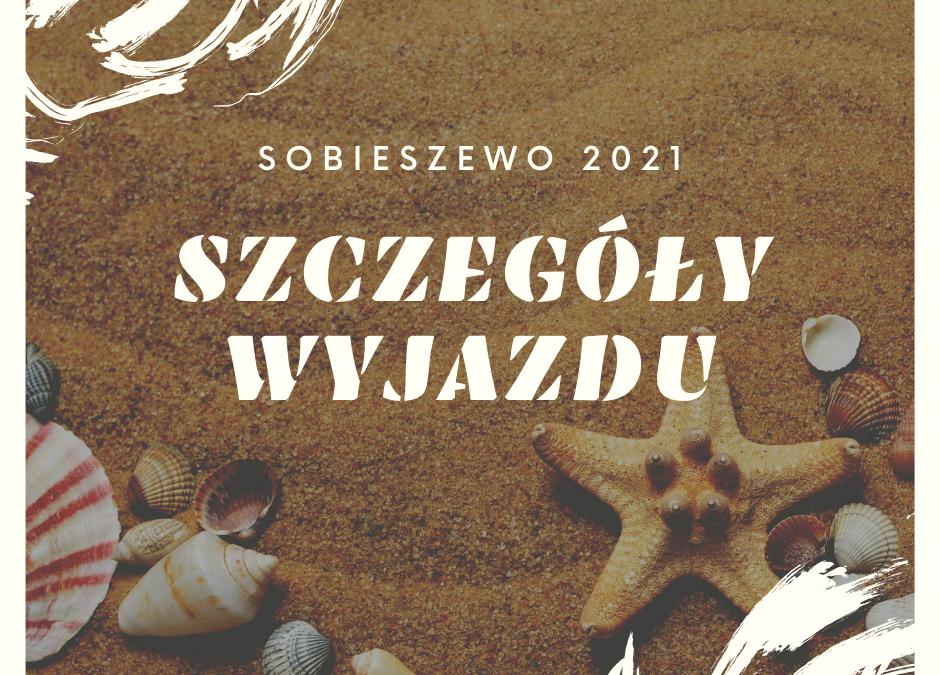Szczegóły wyjazdu na wyspę Sobieszewską. I i II TURNUS!